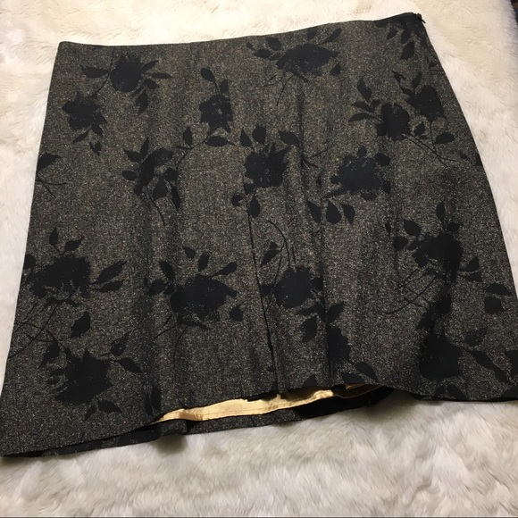 torrid Dresses & Skirts - Torrid Floral Tweed Skirt 22